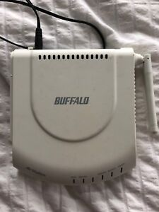Buffalo air station wifi router