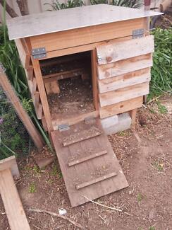 Chicken Coop - Wooden Paralowie Salisbury Area Preview