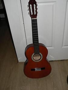VALENCIA TC3K 3 QUARTER SIZE PROFESSIONAL CLASSICAL NYLON STRING Caringbah Sutherland Area Preview