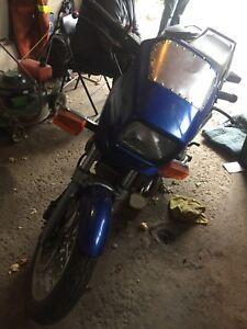 1984 Honda cx650e