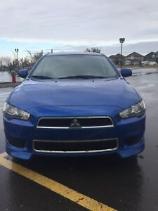 2012 Mitsubishi Lancer SE AWC w/ WINTER tires