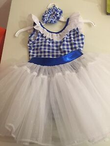 Dance /Skating Costume 7-9