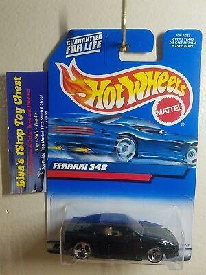 Diecast & Toy Vehicles Hot Wheels 1997 Ferrari 308 Copper W/ 5 Dot Blue Card #816 B17 Reasonable Price