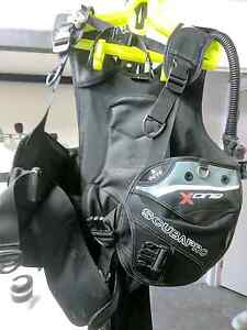 Scuba pro xone size large bcd South Geelong Geelong City Preview
