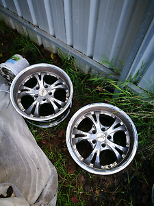 17 inch rims Croydon Park Canterbury Area Preview
