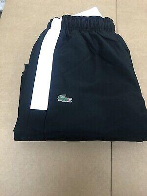 LACOSTE Men/'s Fashion WH9091 Sports Jacket Jogging Pants Tracksuit 2pcs