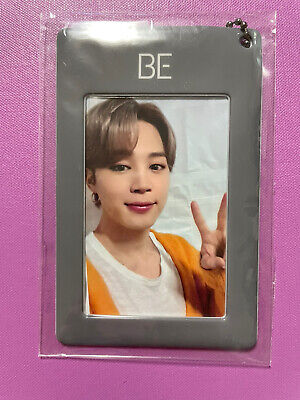 Official BTS BE Essential Pre-order Weverse Gift — Jimin Photocard