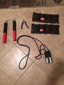 Exercise Equipment Bundle  Kitchener / Waterloo Kitchener Area image 1