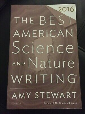The Best American Science and Nature Writing 2016, Folger, Tim, Stewart, Amy - Science And Nature