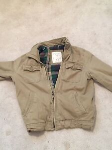 4 name brand Men's jackets (size medium)