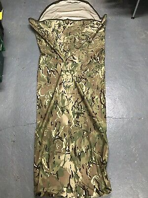 New MTP Genuine British Army Issue Gore-Tex Bivi / Bivvy Sleeping Bag Cover
