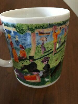 A Sunday Afternoon on the Island of La Grande Jatte, Cafe Mug,