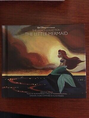 The Little Mermaid: The Walt Disney Records Legacy Collection Soundtrack (Little Mermaid Recorder)