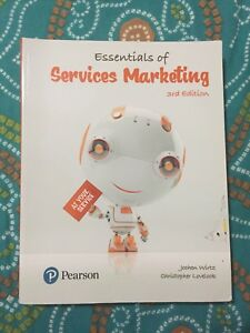 Sellingg marketing textbook for humber