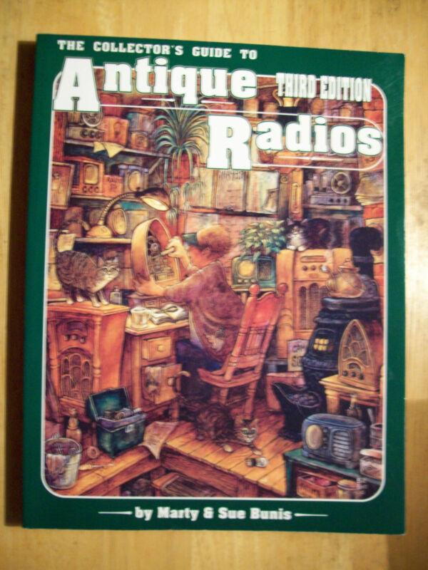 8,000 Antique Radios #3 PRICE GUIDE Collector
