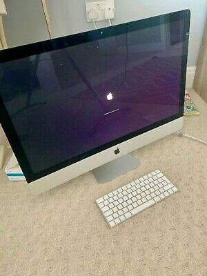 "Apple🍏 iMac 27"" 5K 2017, Quad-Core i5 (3.5GHz), 24GB, Radeon Pro 575, 256GB SSD"