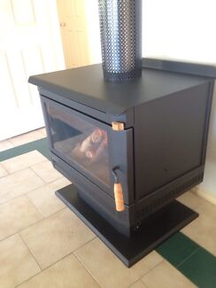 Fireplace Wood Heater Brand New Ultimate Fireplaces Supreme 25 Blaxlands Ridge Hawkesbury Area Preview
