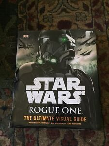 Star Wars Rogue one book