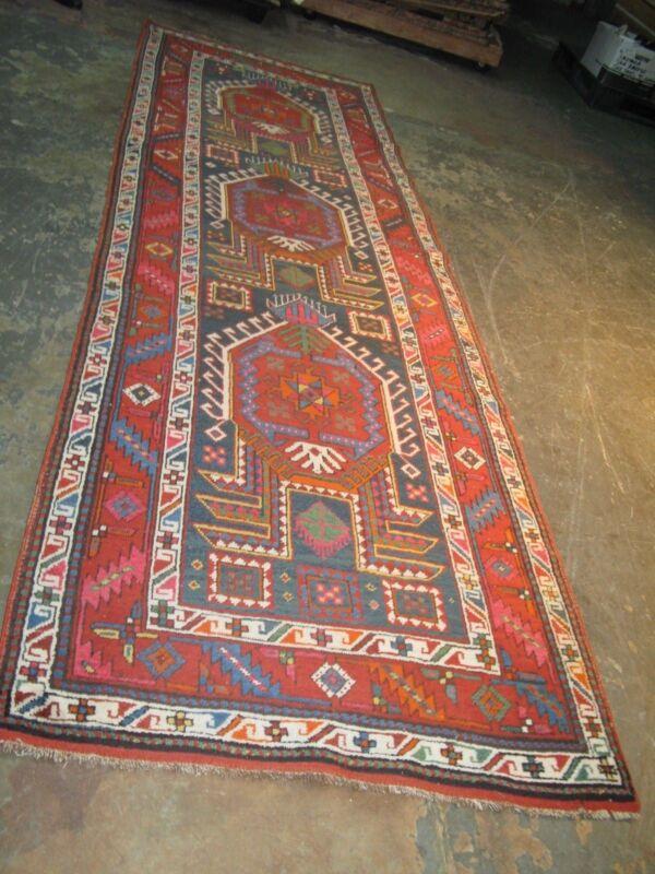 Antique Caucasian  Kazak Rug 3