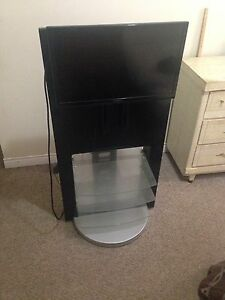 """24 inch tv with tv stand"