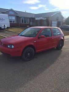 2002 Volkswagen Golf $4000