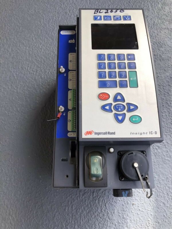 Ingersoll Rand IC1D1A1AWS DC Electric Insight Tool Controller Wall Mount 115V