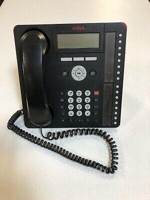 Avaya 1416 Digital Phone - Black