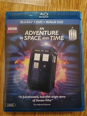 Doctor Who An Adventure In Space And Time Blu Ray Dvd BBC Movie
