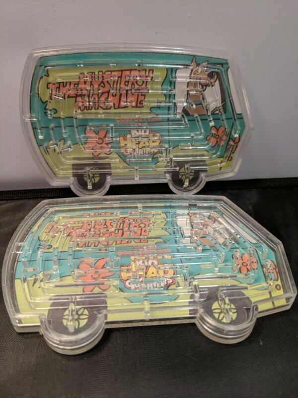 Mystery Machine Puzzles (2)