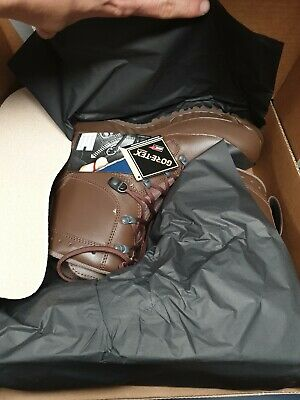 New in Box British Army Goretex Boots Haix Combat UK 9M 9 M Standard Fit