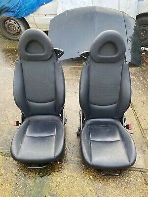 Smart Car Fortwo W450 Leather Seats N/S & O/S - Kit Car