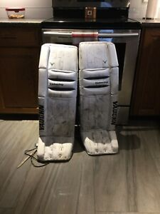 Goalie Pads & Chest Protector