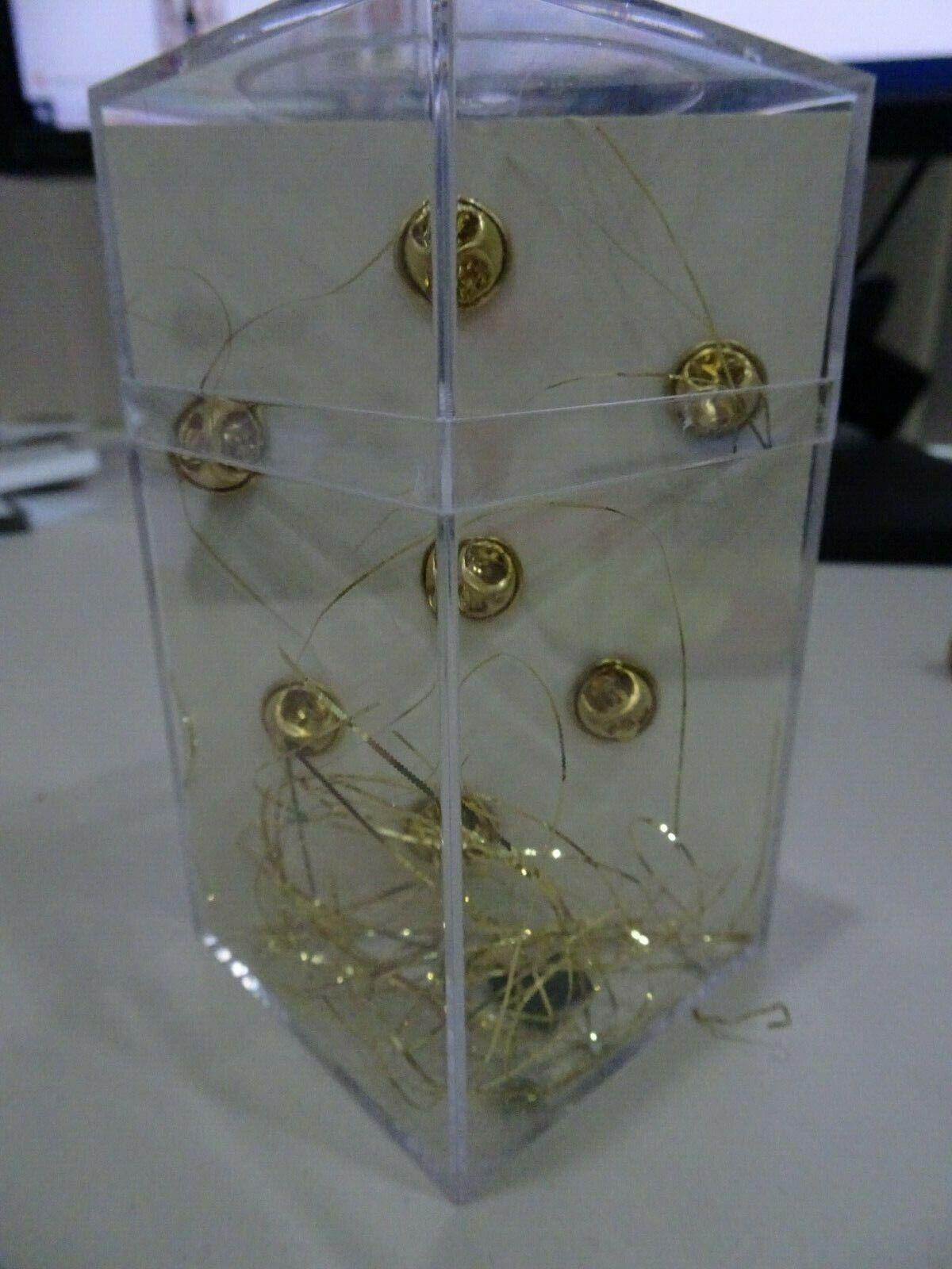 Hard Rock Cafe KEY WEST 2000 Millennium 4 PIN BOXED Set W/Card Champagne - $13.99