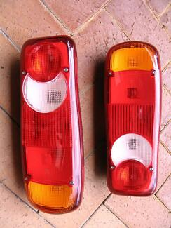 IVECO EUROCARGO TAIL LIGHTS