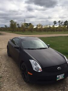 REDUCED** Need gone 2004 Infiniti G35