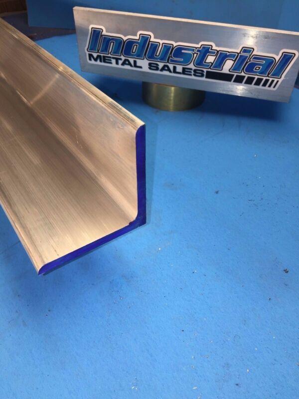 "6061 T6511 3"" x 3"" x 12""-Long Aluminum Angle 1/4"" Thick-->3""x 1/4"" 6061 Angle"
