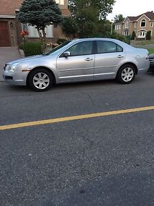 2006 FORD FUSION SE *Automatic transmission *Bas/Low Km