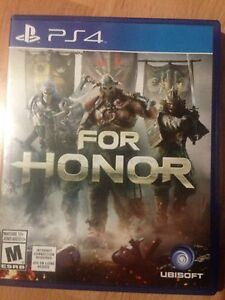 For honor ps4 a vendre !!!