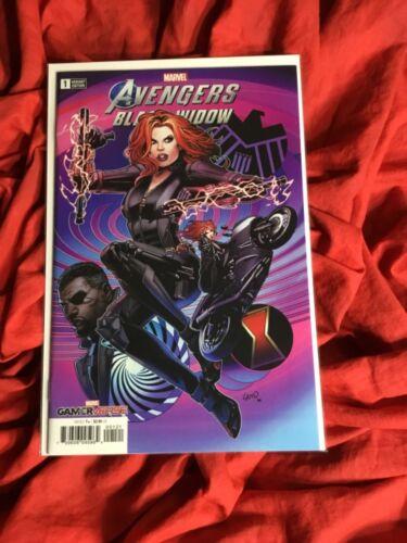 THE AVENGERS BLACK WIDOW #1~GREG LAND COVER ART~MARVEL COMICS BOOK~NEW MOVIE~