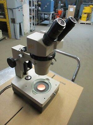 Olympus Vmz 1x 4x Stereo Zoom Microscope