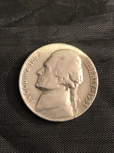 1957 P Jefferson Nickel 15/% off 5+