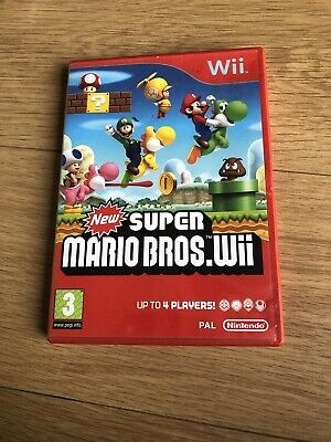 New Super Mario Bros Wii, For Nintendo Wii