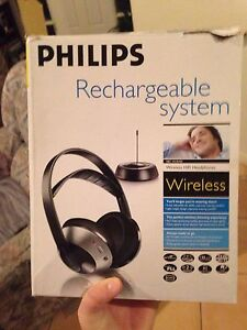 Phillips Rechargeable System. Headphones Upper Coomera Gold Coast North Preview