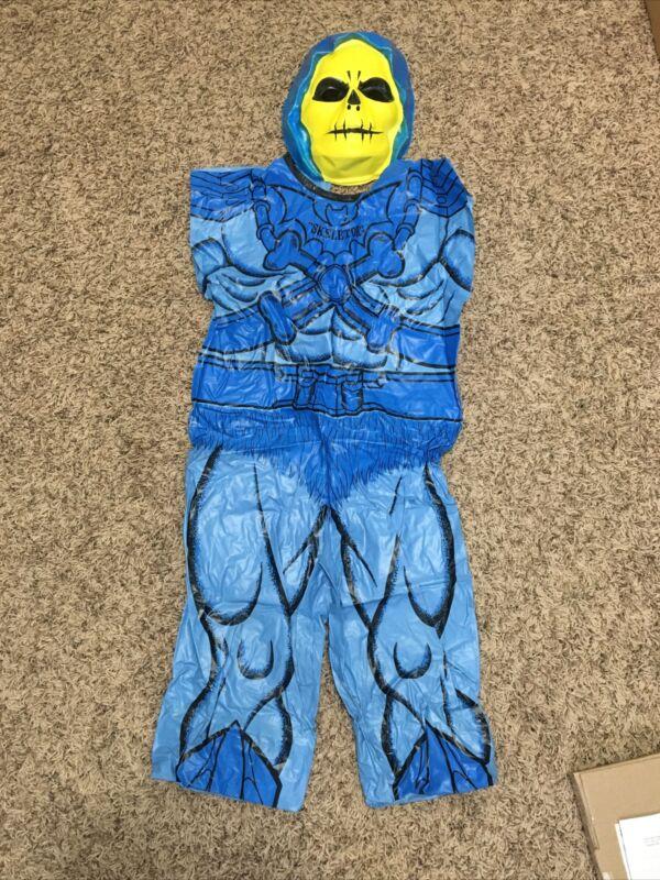 Vintage 1982 Ben Cooper Skeletor Masters of the Universe Halloween Costume
