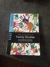 Key concepts in family studies text book Brisbane City Brisbane North West Preview