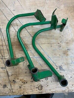 John Deere 650 Tractor Clutch And Brake Pedal Set