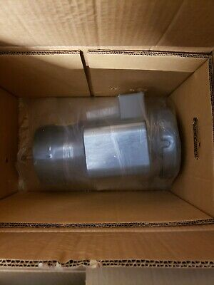New Baldor Industrial Irrigation Well Pump Motor 3 Hp. 1 Phase 208-230 Volts.