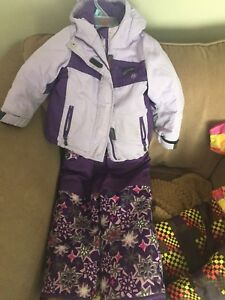 Toddler Size 3 Snowsuit