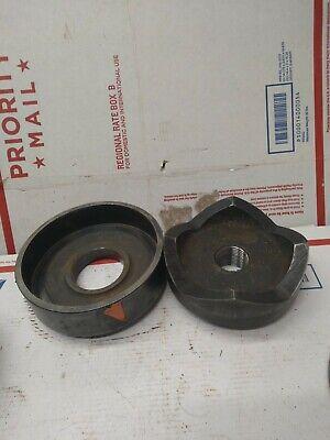 Greenlee 4 Conduit Knockout Punchdie Set 5004655 5004654 Free Shipping Ed4u