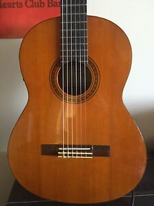 Yamaha CGX101 Acoustic Electric Classical Guitar Chermside West Brisbane North East Preview